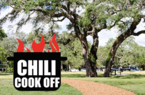 Upcoming Event:  CHILI COOK OFF